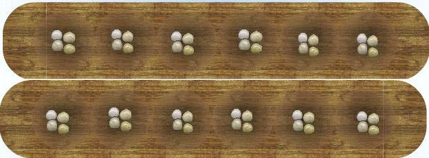 Pobin juegos de mesa y recreaciones matematicas for Ni si ni no juego de mesa